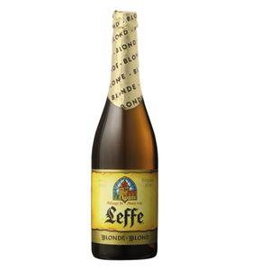 Leffe Blond belgisches Bier  0,75 Ltr. 6,6% Alkohol