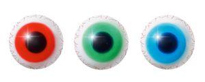 Trolli Glotzer Fruchtgummi Augen mit sauerer Füllung 4er Beutel