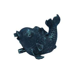 Brunnen- & Teichzubehör Wasserspeier Fisch 12,5 cm 1386009
