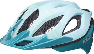 KED Spiri Two Helm light blue/green Kopfumfang M | 52-58cm
