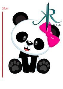 Panda Tortenaufleger,Geburtstag,Tortendeko Oblaten Premium A4
