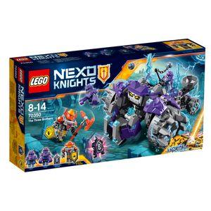 LEGO® Nexo Knights Triple-Rocker 70350