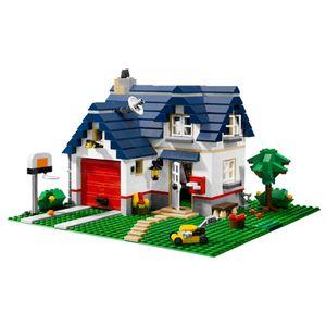 LEGO® Creator Haus mit Garage
