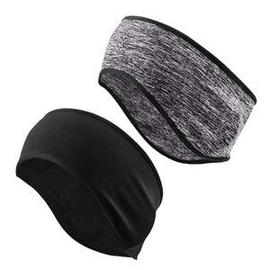 2PCS Set Headband Sport Stirnband Schweißband Fitness Jogging Laufen Kopfband Yoga