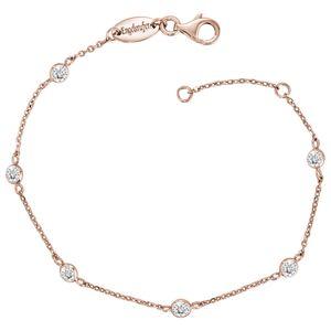 Engelsrufer ERB-LILMOON-ZI-R Damen-Armband Moonlight Rosé
