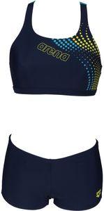 arena Vibrancy Bikini Damen navy/martinica Größe DE 38 | US 34
