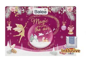 Balea Adventskalender 2021 Frauen Beauty - Kosmetik Advent Kalender für Frau & Mädchen, 24 Geschenke Wert 80€, Pflege Weihnachtskalender, Adventkalender