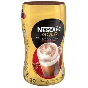 Nescafe Gold Typ Cappuccino löslischer Bohnenkaffee 250g 5er Pack
