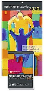 Neukirchener Kalender 2020. Abreißkalender