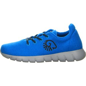 Giesswein Merino Wool Runners Damen cyanblau Schuhgröße EU 38