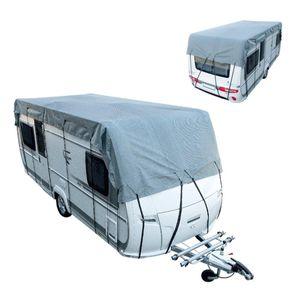ProPlus Wohnwagen und Wohnmobile 850 x 300 cm grau