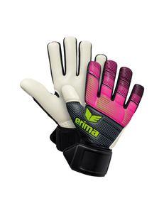 erima SKINATOR Slim NF, Größe:6, Farbe:schwarz/pink