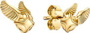 Pandora Harry Potter Ohrstecker 260025C00 Golden Snitch 14kt gold plattiert