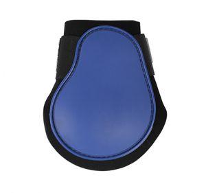 ARBO-INOX Streichkappen Hartschale Neopren Klettverschluss QHP 12 Farben Größe - Pony Farbe - orange