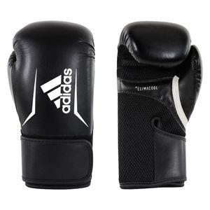 adidas Boxhandschuhe, Speed 100, schwarz-weiß Size - 10 Oz