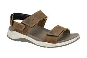 Ecco X Herren Sandale - Sandaletten braun Freizeit NEU