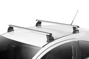 Dachträger VDP EVO ALU kompatibel mit Dacia Dokker 3-5 Türer ab 2012