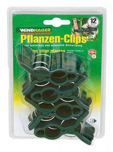 Windhager Pflanzenclips 'Fix' 12Er Pack