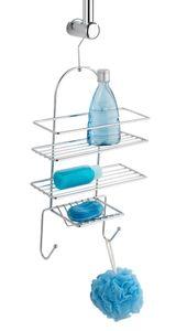 Exklusiv Duschdiener 2 Ablagen Badezimmer Küche