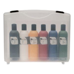 Bodypainting Farbe Senjo Color BASIC Set im Koffer 6x 250ml
