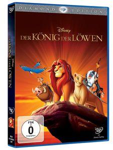 Der König der Löwen (2016) Diamond Edition [DVD]