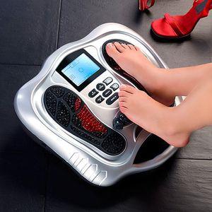 Fußmassagegerät, Fußreflexzonen Massagegerät, Infrarot Massagegerät Füße, Elektrisches Massagegerät für zu Hause