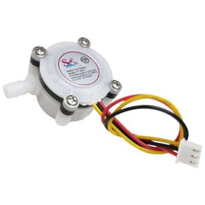 Mllaid Wasserdurchfluss-Sensor Kaffeemaschine Einfacher Einbau Durchflussmesser Werkzeug Präzise Praktisch
