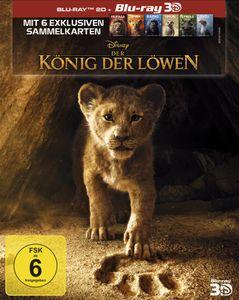 König der Löwen (Live Action Verfilmung) [Blu-Ray 2D/3D]
