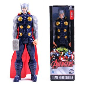 29cm Marvel The Avengers Superheld ActionFigur Figuren Spielzeug Thor