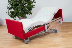 Pflegebett-Matratze Sky-fit Burmeier, 90x200, PolyurethanBezug
