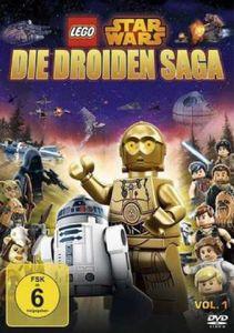 Lego Star Wars - Die Droiden Saga Vol.1 DVD