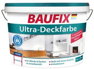 BAUFIX Ultra-Deckfarbe weiß