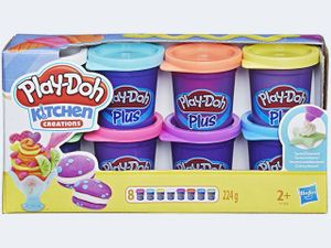 Play-Doh Plus 8er Pack