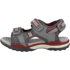 Geox Burealis Jungen Sandale in Grau, Größe 29