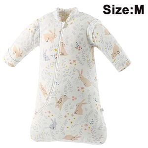 Baby Winter schlafsack Kinder schlafsack Schlafsaecke ausBaumwolle mit Abnehmbar Ärmeln  schlafsack