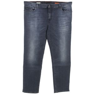 23366 Alberto, Pipe,  Herren Jeans Hose, Stretchdenim, darkblue, W 40 L 30