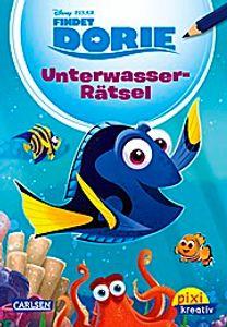 Disney: Findet Dorie: Unterwasserrätsel (Pixi kreativ, Band 86)