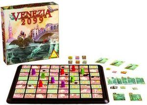 Venezia 2099 Familienspiel 2-5 Spieler ab 8 Jahre
