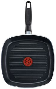 Tefal B3014072 Grill-Pfanne EXTRA 26cm EasyGlide Non-Stick Durabase Technology