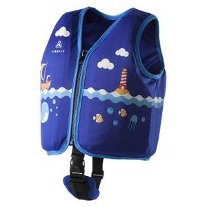 Firefly Kinder Auftriebsweste Schwimmweste 900 BLUE/MULTICOLOR XXS