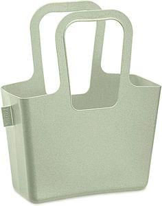 Koziol shopper Taschelino 38,6 x 32,7 cm Thermoplast grün