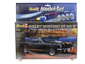 Revell Model Set Shelby Mustang GT 3 - Auto-Modellbausatz; 67242