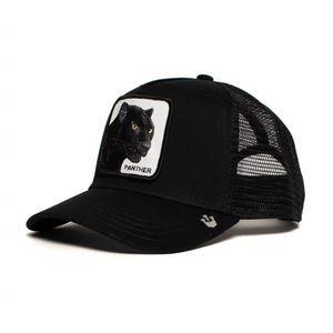Goorin Bros. Black Panther Trucker Cap black Größe One Size