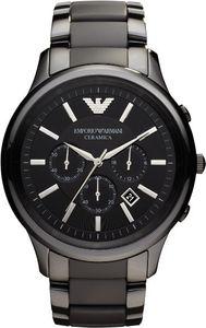 Emporio Armani Herren Armband Uhr CERAMICA  AR1451