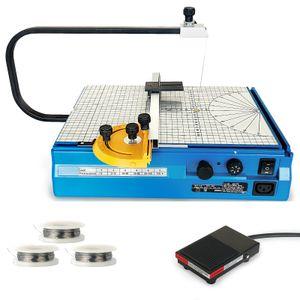 TECH-CUTTER 3000 Styroporschneider für Modellbau, Architektur, Nachbildungen und Künstler | Styroporcutter