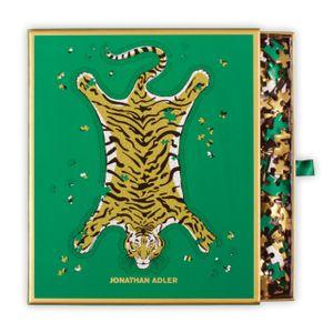 Jonathan Adler Safari 750 Piece Shaped Foil Puzzle
