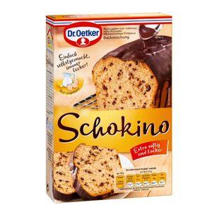 Dr. Oetker Schokino Kuchen Extra saftig und locker Kuchenmischung 480g