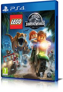Warner Bros LEGO Jurassic World, PS4, PlayStation 4, RP (Rating Pending)