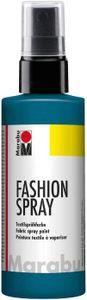"Marabu Textilsprühfarbe ""Fashion Spray"" petrol 100 ml"