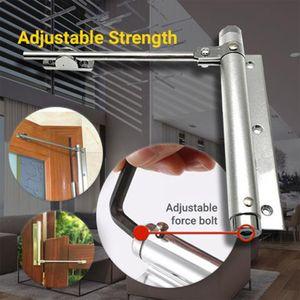 Türschließer Einzelfeder einstellbarer automatischer Türschließer aus Edelstahl SJJ91024081